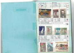 Carnet D' ANDORRE France / Espagne  ** - Collections (en Albums)