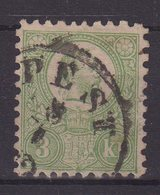 HONGRIE : N°2 . OBL . TB . SIGNE CALVES . 1871 . - Oblitérés
