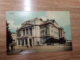 Postcard - Croatia, Fiume, Rijeka         (27940) - Croatia