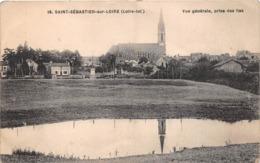 SAINT SEBASTIEN     VUE GENERALE PRISE DES ILES - Saint-Sébastien-sur-Loire