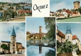 64 - Orthez - Multivues - Voir Scans Recto-Verso - Orthez
