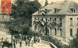 LANGRES  =  Cercle Militaire   895 - Langres