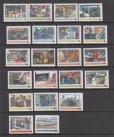 South Africa-Bophuthatswana SG 124-143 1984 Industries,Mint Never Hinged - Bophuthatswana