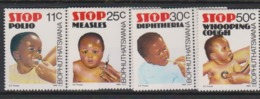 South Africa-Bophuthatswana SG 154-157 1985 Health,Mint Never Hinged - Bophuthatswana