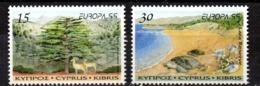 Serie Nº 934/5 Chipre - Sellos