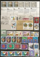 ONU UNO Collection With Many Topical Stamps - Francobolli