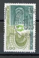FRANCE - ABBAYES NORMANDES - N° Yvert 2040 Obli. Ronde De BOURG EB BRESSE 1979 - France