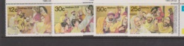 South Africa-Bophuthatswana SG 160-163 1985 Easter,Mint Never Hinged - Bophuthatswana