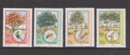 South Africa-Bophuthatswana SG 164-167 1985bTree Conservation,Mint Never Hinged - Bophuthatswana