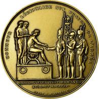 France, Médaille, Napoléon Ier, Honneur Légionnaire Au Camp De Boulogne - France