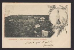18510 Caltanissetta - Monte San Giuliano E Monumento Al Redentore F - Caltanissetta