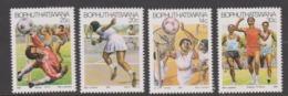 South Africa-Bophuthatswana SG 183-186 1987 Sports,Mint Never Hinged - Bophuthatswana