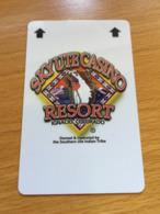 Hotelkarte Room Key Keycard Clef De Hotel Tarjeta Hotel  SKY UTE RESORT IGNACIO COLORADO - Télécartes