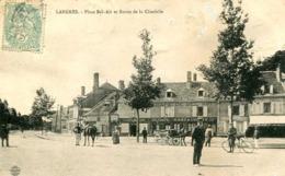 LANGRES  = Place Bal Air Et Route De La Citadelle     898 - Langres