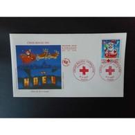 FDC - Croix Rouge 2001 - Oblit 8/11/2001 Paris - FDC