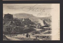 18515 Caltanissetta - Miniera Trabonella Sezione Galleria F - Caltanissetta