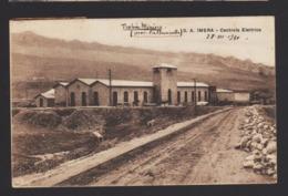 18516 Caltanissetta - SA Imera - Centrale Elettrica F - Caltanissetta