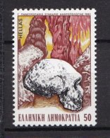 Griekenland - Europäischer Kongreβ Für Anthropologie, Petralona - MNH - M 1480 - Ongebruikt