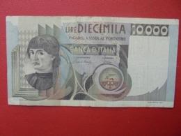 ITALIE 10.000 LIRE 1979-84 CIRCULER (B.5) - 10000 Lire