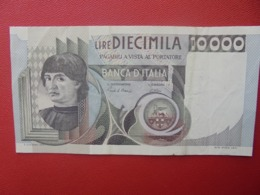 ITALIE 10.000 LIRE 1979-84 CIRCULER (B.5) - [ 2] 1946-… : République