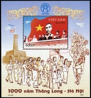 2005, Vietnam Nord Und Republik, Block 145, ** - Vietnam