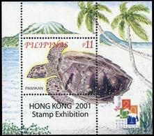 2001, Philippinen, Block 164, ** - Philippinen