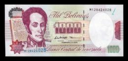 Venezuela 1000 Bolívares 1998 Pick 76c SC UNC - Venezuela