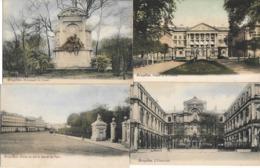 BELGIQUE - BRUXELLES - LOT DE 27 CARTES - Cartes Colorisées - Toutes Les Cartes Sont Scannées - Cartes Postales