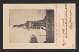 18521 Caltanissetta - Monumento Al SS Redentore Sopra Il Monte San Giuliano F - Caltanissetta