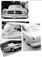 Borgward 4 Foto,s - Non Classés