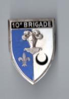 10° Brigade Blindée - Armée De Terre