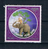 Bhutan 1999 Mi.Nr. 2092 Ungestempelt - Bhutan