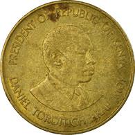 Monnaie, Kenya, 5 Cents, 1987, British Royal Mint, TTB, Nickel-brass, KM:17 - Kenia