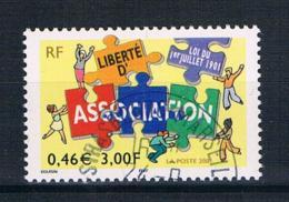 Frankreich 2001 Mi.Nr. 3544 Gestempelt - Gebraucht