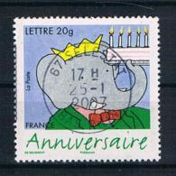 Frankreich 2006 Mi.Nr. 4102 Gestempelt - Gebraucht
