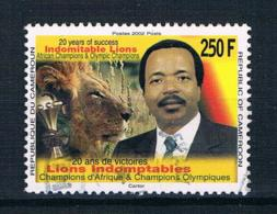 Kamerun 2002 Mi.Nr. ? Gestempelt - Camerun (1960-...)