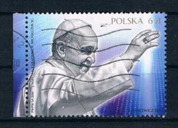 Polen 2016 Papst Mi.Nr. 4833 Gestempelt - Used Stamps
