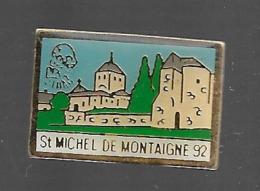Pins - St Michel De Montaigne 92 - Villes
