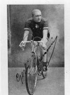 6889 Photo Repro. Cyclisme Giovanni Gerbi - Cycling