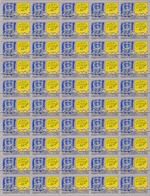 FRANCE 2 Feuilles Complétes 50 T  2941 2942 - Vendues Sous Valeur Faciale - 1995 - Europa Paix Et Liberté - WO2