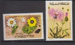 MAROC-1973-N°687/688** FLORE - Maroc (1956-...)