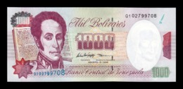 Venezuela 1000 Bolívares 1998 Pick 76d SC UNC - Venezuela