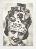 Cp, Bourses & Salons De Collections, 3 E Bourse D'échange ,1979 , Cercle Cartophilique CLAMARTOIS ,92 ,CLAMART - Bourses & Salons De Collections