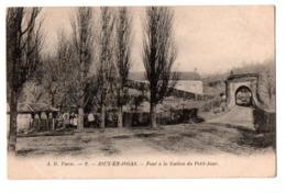JOUY EN JOSAS PONT A LA STATION DU PETIT JOUR ANIMEE - Jouy En Josas
