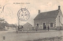 18 1581 CHASSY Dejointe - France