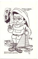 CP - Traversée De L'Atlantique - Record Battu - Eric Tabarly 1980 - Carte N° 0484 - Evénements