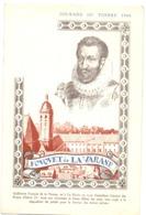 CP - Fouquet De La Varane - Illustr Raoul Serres - Personnages Historiques