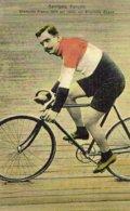 6906 Photo Cartonnée Repro. Cyclisme Garrigou - Cycling