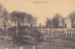( 59 ) - Annoeullin Friedhof Cimetière Carte Allemande - Autres Communes