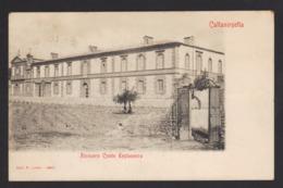 18549 Caltanissetta - Ricovero Conte Testasecca F - Caltanissetta